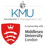 Logo KMU Akademie & Management AG            Master  Master of Business Administration - MBA