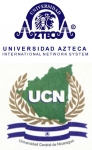 Logo Universidad Azteca            Master  Doppeldiplomprogramm-MSc und Doctor of Philosophy interuniversitäres Programm Health Care Management