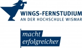 Logo WINGS - FERNSTUDIUM