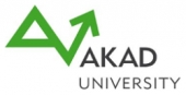 Logo AKAD University             General Management - Digital Business (MBA) - berufsbegleitendes Fernstudium